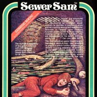 Sewer Sam, a game for the Intellivision, a home video game console by Mattel