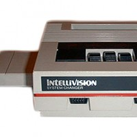 System Changer, a peripheral for the Intellivision, a video game console by Mattel 1980