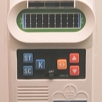 Mattel Football handheld game, 1977