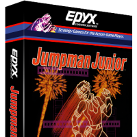 Jumpman Jr., a video game for the Colecovision home video game console