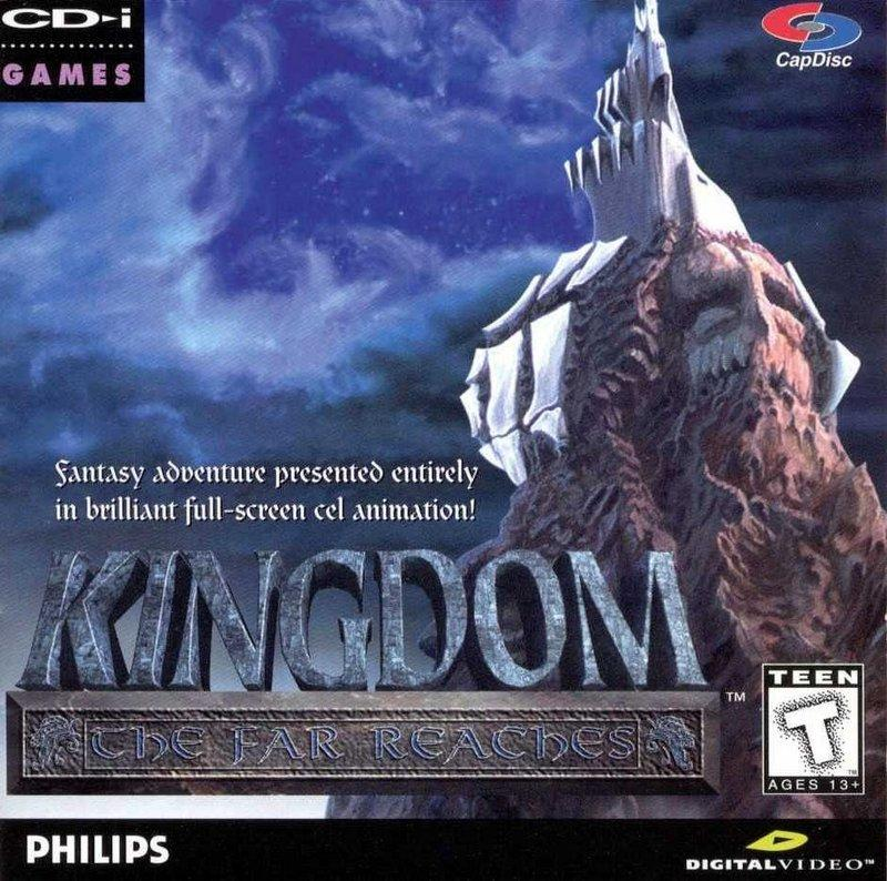 Kingdom: The Far Reaches, a video game by Dragon's Lair creator Rick Dyer, for the Philips CD-I video game console