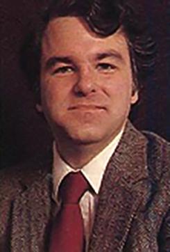 Image of Dave Lebling, co-founder of Infocom