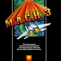 M.A.C.H. 3, an arcade laser game by Mystar