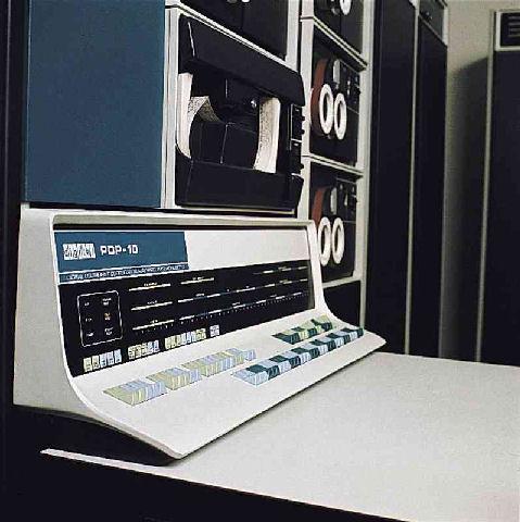 PDP-10 computer