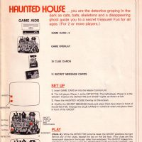 Haunted House, a home video game for the Odyssey by Magnavox