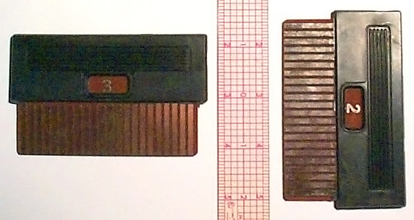 Image of Circuit cards used by the Odyssey to change games
