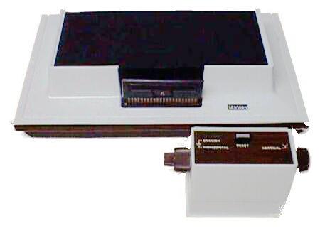 Photo of The Odyssey, Magnavox 1972