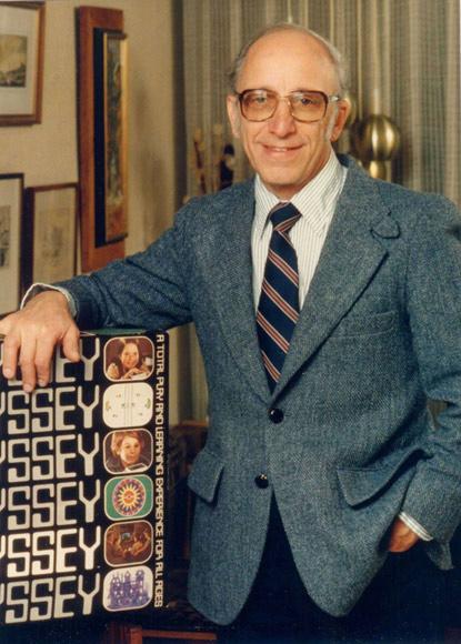 Photo of Ralph Baer