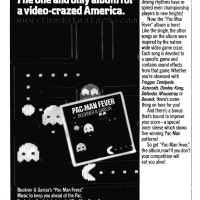 Ad for Pac-Man Fever