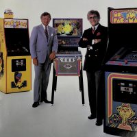 Stan Jarocki and Charles Farmer, executives at arcade video game maker Bally Midway