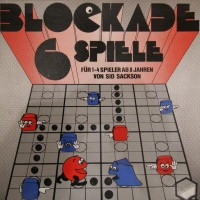 Blockade, a board game by Amway 1975