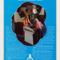 Games by Atari, an arcade video game company