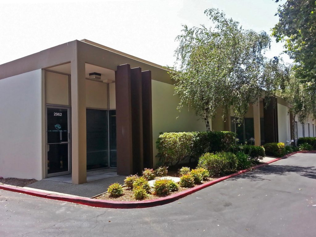 Original offices for Syzygy/Atari, video game company