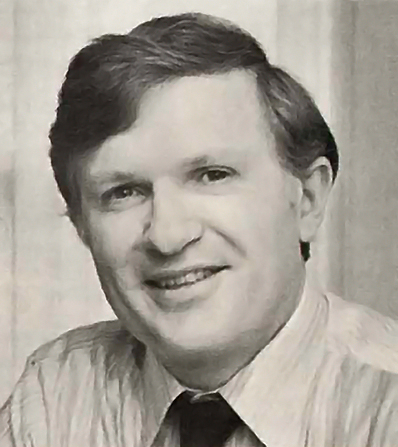 Bob Brown, co-creator of Home PONG, a home video game console by Atari 1975