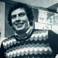 Nolan Bushnell, co-founder of the Atari video game company