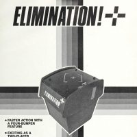 Elimination, a PONG-type video game by Kee Games