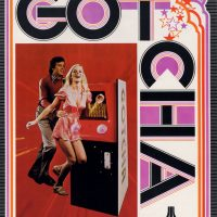 Gotcha, an arcade video game by Atari