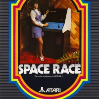 Space Race, an arcade video game by Atari