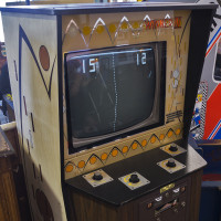 Winner IV, an arcade video game PONG clone by Midway 1973