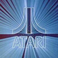 Logo for Atari, a video game company