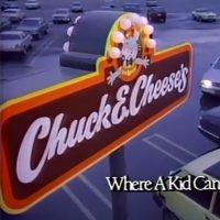 Video game arcade restaurant Chuck E. Cheese