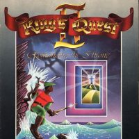 King's Quest II, a computer video game by Sierra for IBM PC