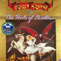 King's Quest IV, a computer video game by Sierra for Apple II