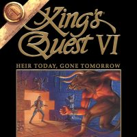 Kings Quest VI, a computer video game by Sierra
