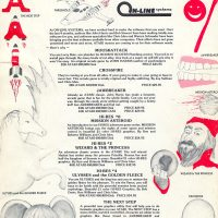 Early ad for games by On-Line Systems, later renamed Sierra On-Line, a computer games company