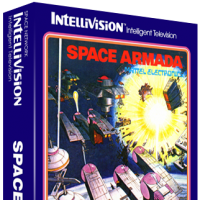 Space Armada, a video game for the Mattel Intellivision video game console