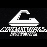 Logo for Cinematronics, makers of arcade video games