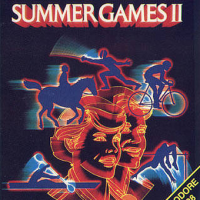 Summer Games, a sports video game by Epyx for the C64 home computer