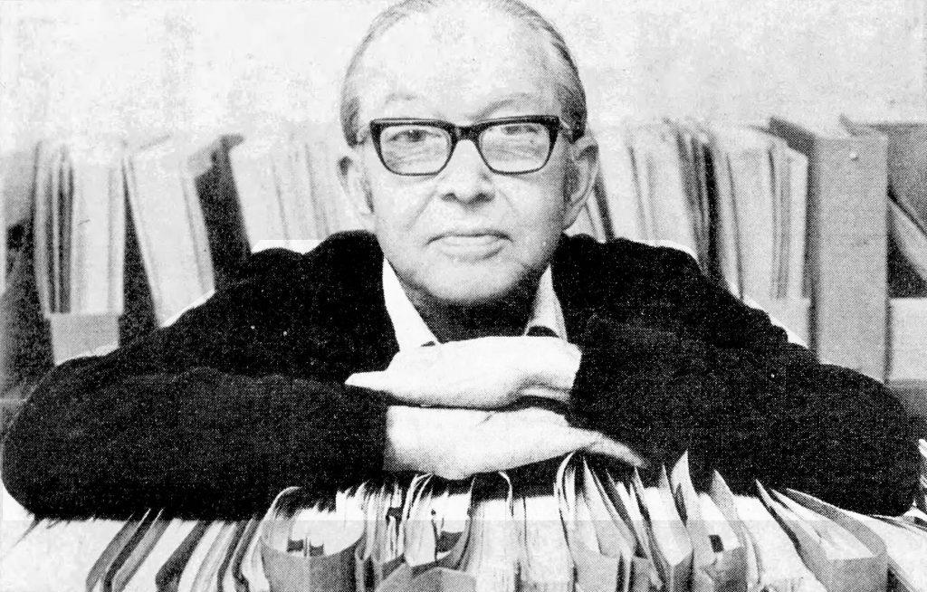 William Higinbotham, designer of the original video game