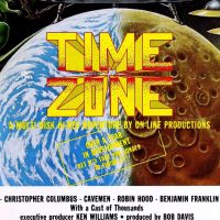 Time Zone, a computer video game by Sierra