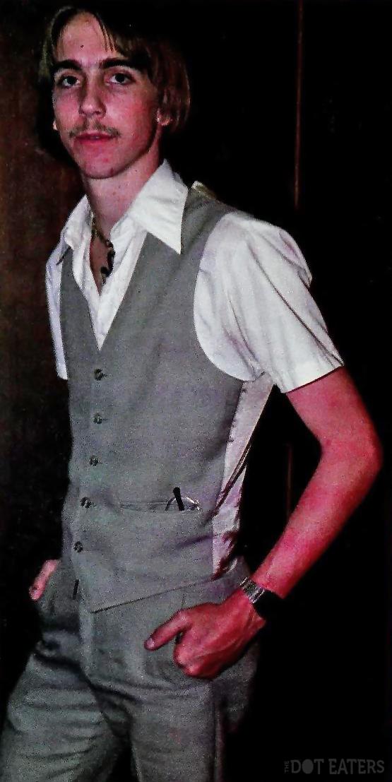 Richard Garriott/Lord British, creator of computer video game Ultima