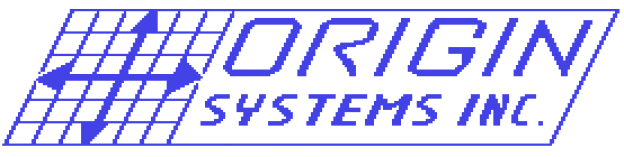 Origin Systems logo circa 1982