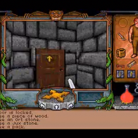 Ultima Underground: The Stygian Abyss, a 3D first-person computer game by Origin 1992