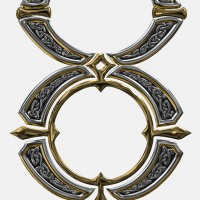 Logo for Ultima Online, a MMOG by Origin 1997
