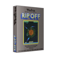 Rip-Off, a home video game for the Vectrex 1982
