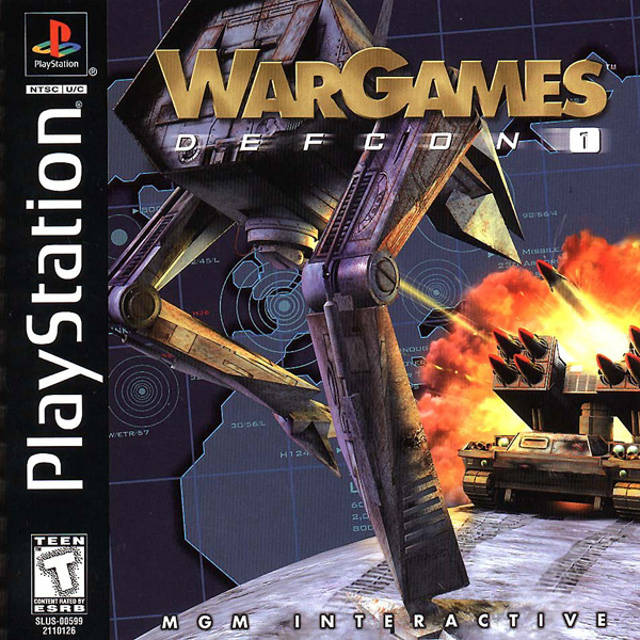 Wargames: Defcon 1, a video game based on the MGM movie