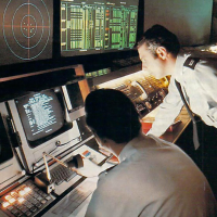 Image from SAC HQ, 1983