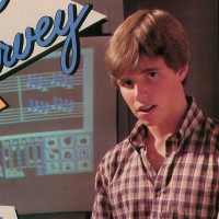 Will Harvey, designer of Music Construction Set, released by Electronic Arts 1984