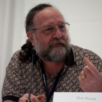 Image of Don Woods, co-author of the original Adventure