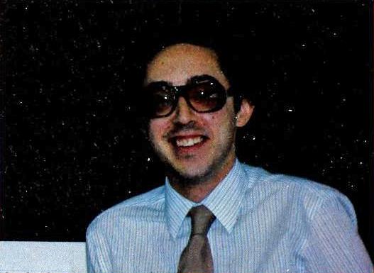 Joel Berez, President of Infocom, 1982