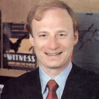 Image of Mike Dornbrook, head of the Zork User's Group and developer of the InvisiClues hint books