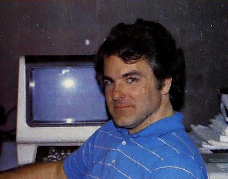 Dave Lebling, Zork author, Infocom implementer, 1982