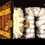 Logo for Zork I, a computer game by Inform
