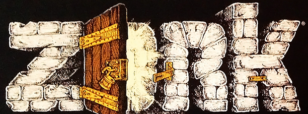 Excerpt from Zork cover art.