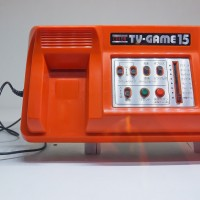 The Color TV Game 15, a home video game console by Nintendo 1977