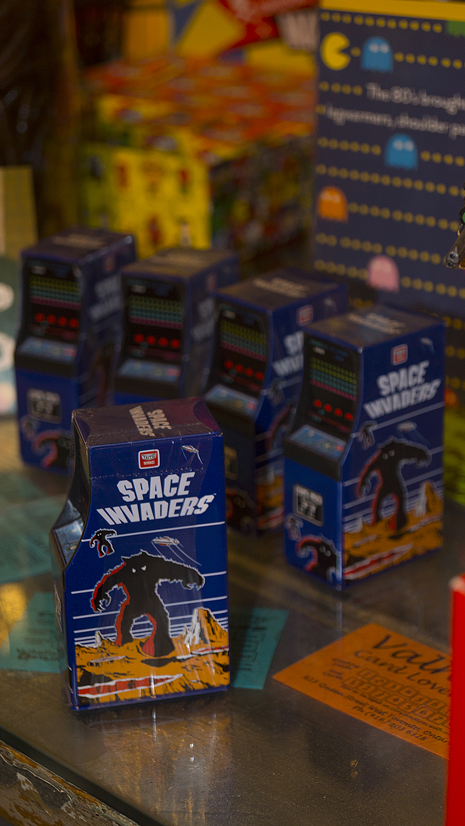 Image of Space Invaders candy